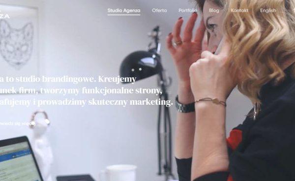 Współpraca z studiem brandingowym Agenza- kampanie ads i pozycjonowanie