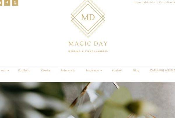 Magic Day- Organizacja ślubów i wesel na terenie Polski