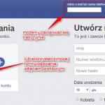 Logowanie do facebooka wprowadzenie