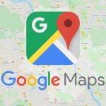 Google maps wprowadzenie