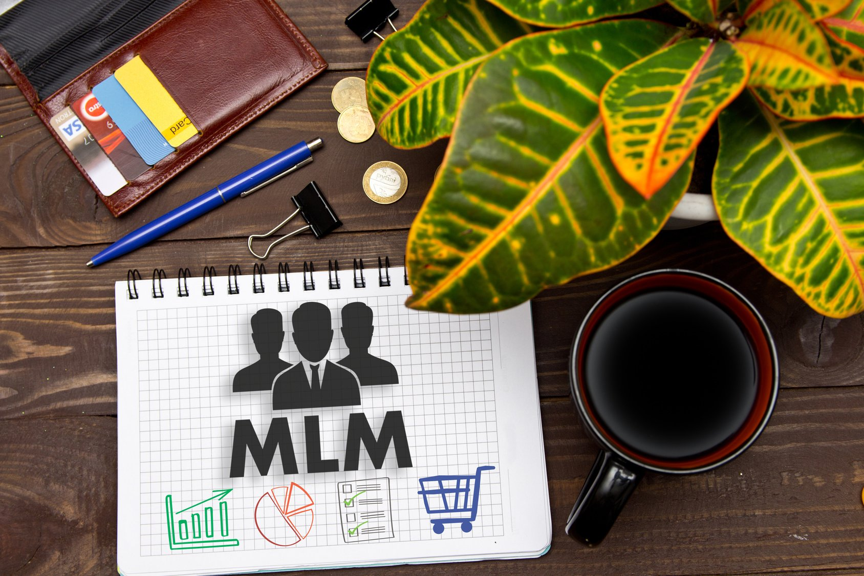 Marketing wielopoziomowy: co to jest network marketing MLM?