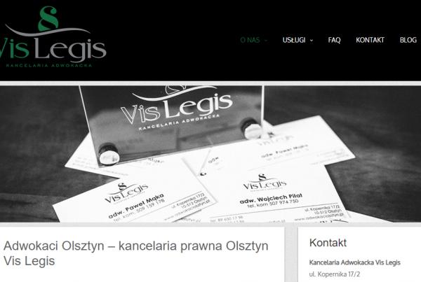 Optymalizacja SEO dla adwokata z Olsztyna