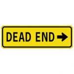 Dead-end page - ślepy zaułek strony internetowej